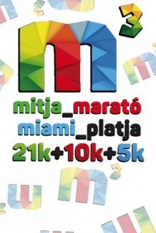 2018 m3 Media Maratón Miami Platja