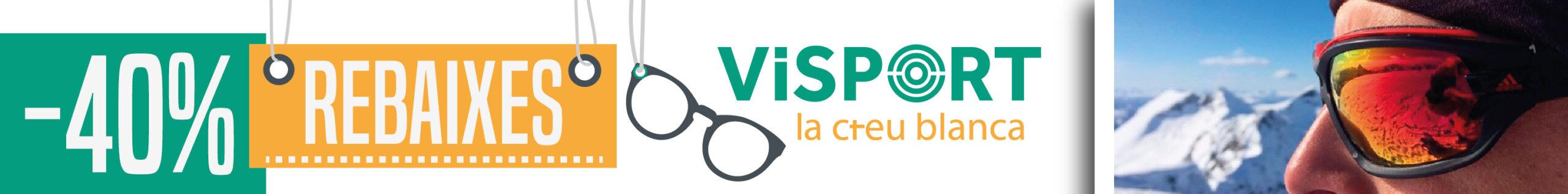 BANNERS DE VISPORT PARA WEB CON LAS PROMOCIONES