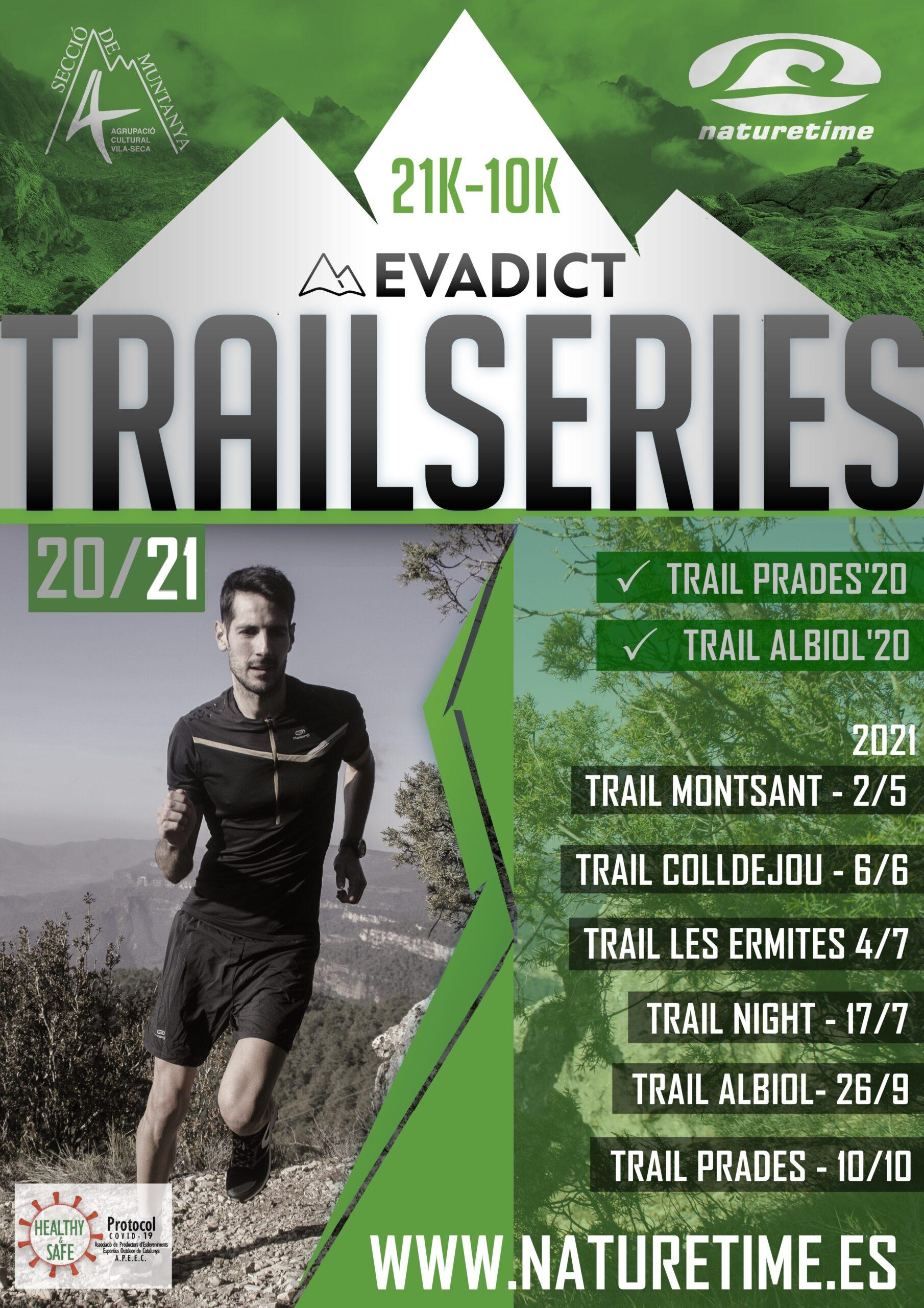 Cartell calendari trailseries 2021