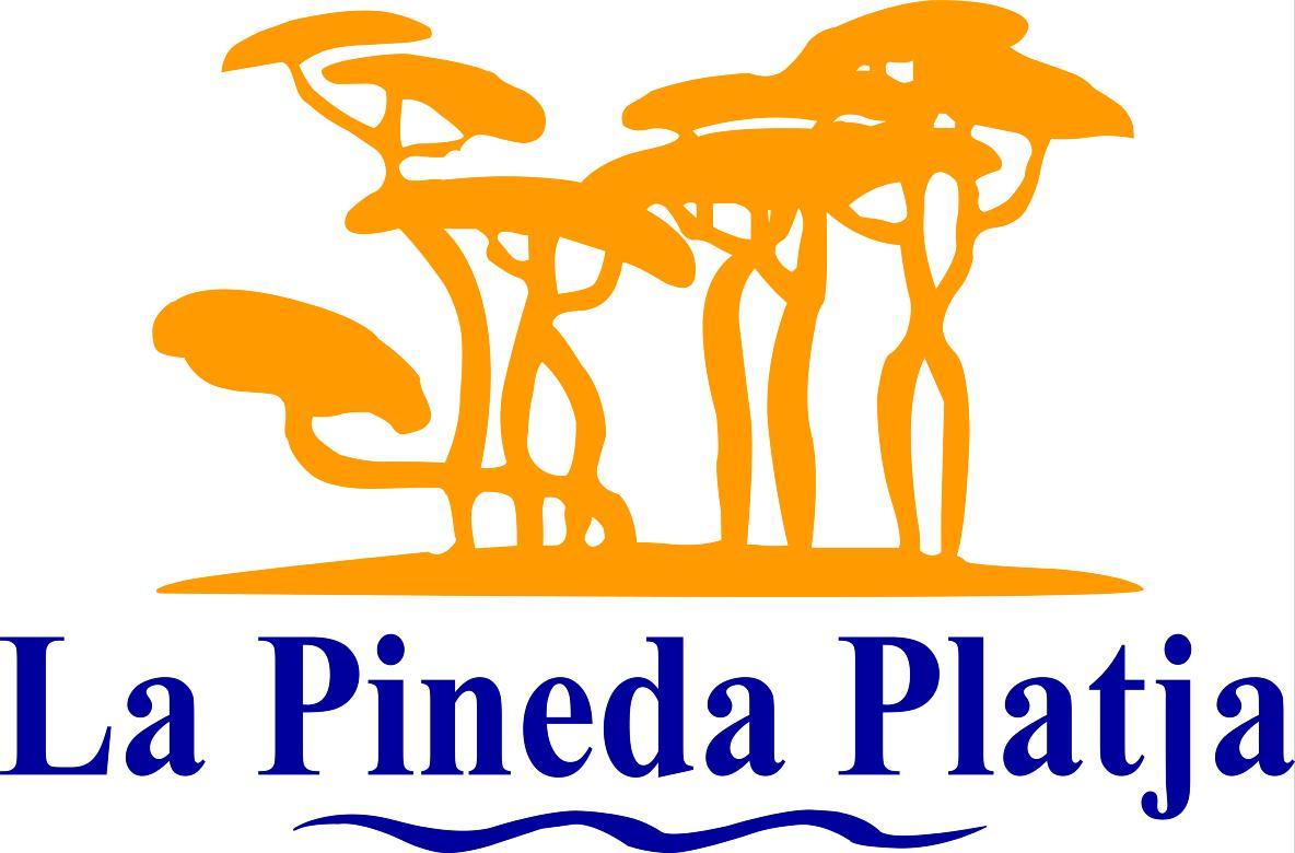 logotipo la pineda platja