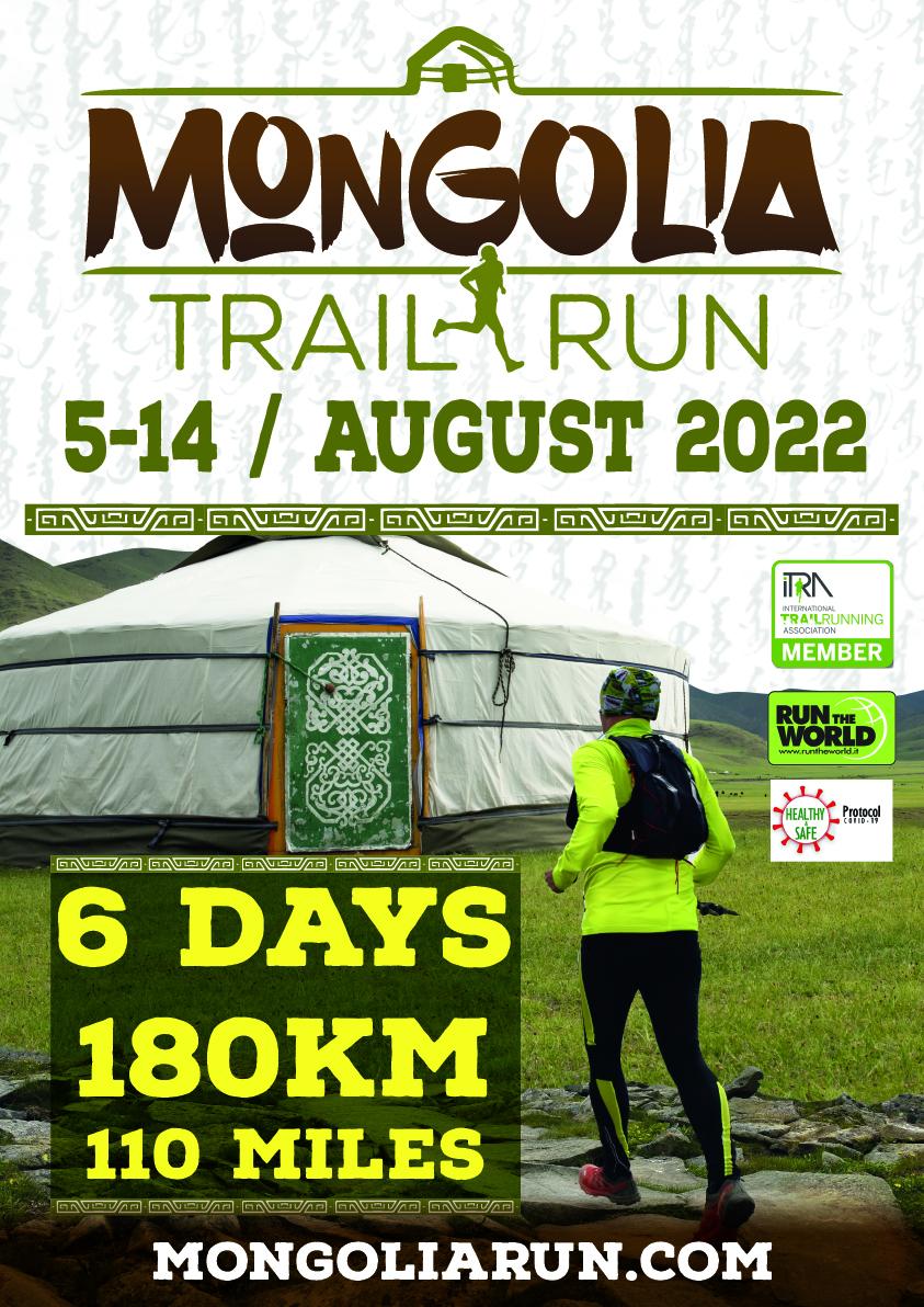 MONGOLIA TRAIL RUN 2022