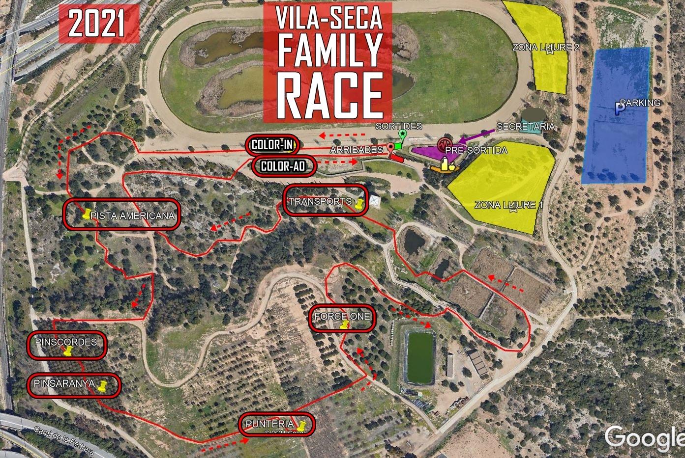 mapa vila-seca family race v2