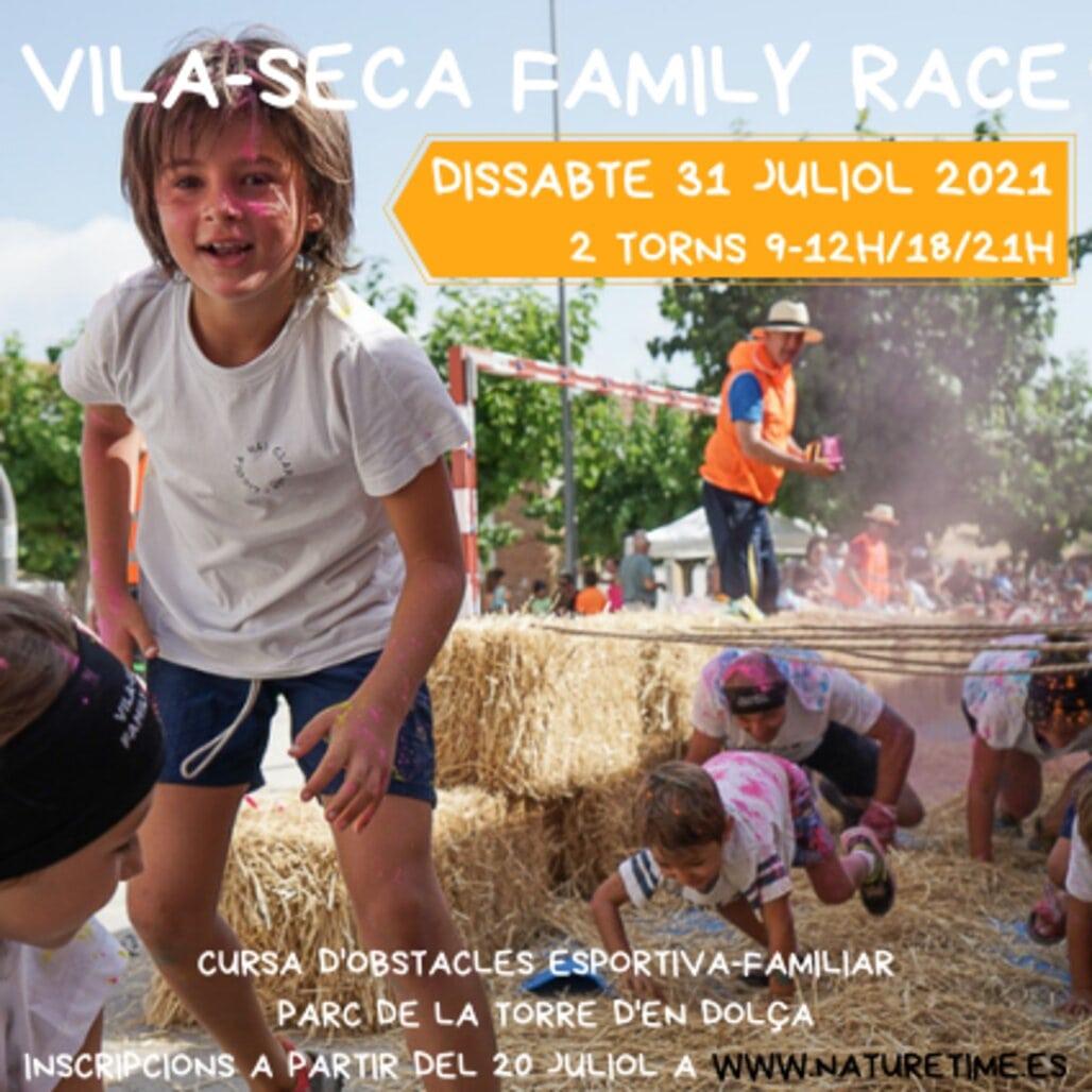 vila-seca family race