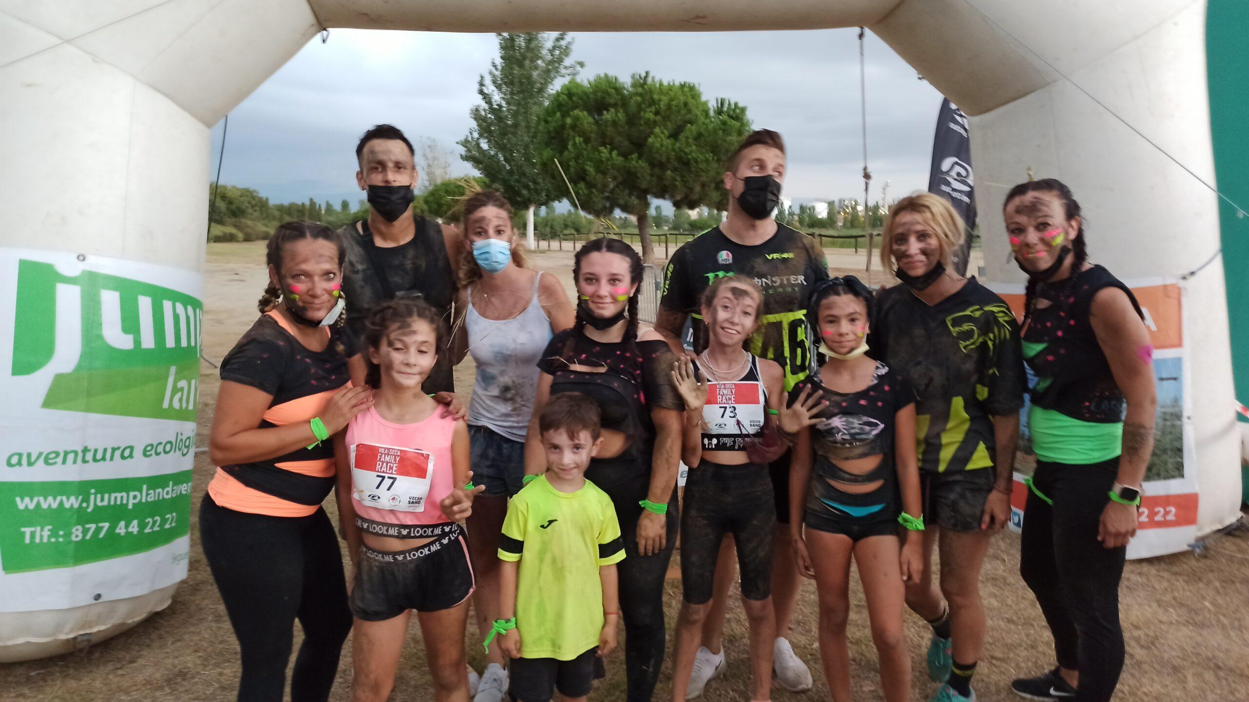 vila-seca family race 2021